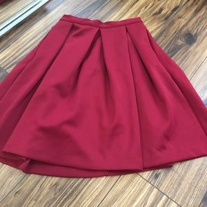 Knee length skirt from Forever 21